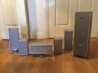 Panasonic Home Theatre Sound System
