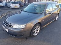 06 SAAB 93 VECTA ESTATE 1.9TiD MOT SEPT