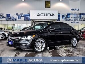 2011 Acura CSX i-Tech, Navigation, Tinted Window, low km