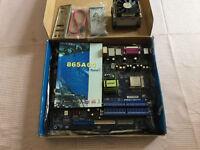 Foxconn Motherboard 865A01-PE-6EKRS