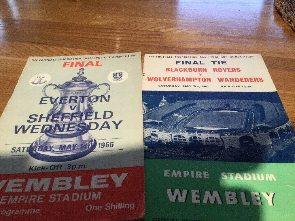 Football programmes