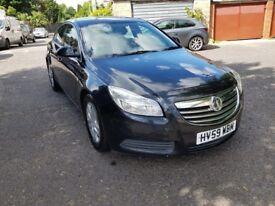 2010 Vauxhall Insignia 2.0 CDTi 16v Exclusiv 5dr Manual @07445775115