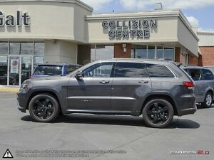 2015 Jeep Grand Cherokee OVERLAND | DIESEL | 4X4 | FULLY LOADED  Cambridge Kitchener Area image 3