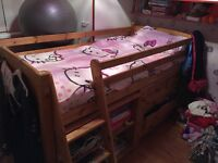 Kids Cabin Bed FOR SALE!