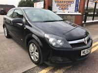 Vauxhall Astra 1.6 Sxi 2007 57 3 door black, 12 months MOT FSH. Great condition. Timing chain done.