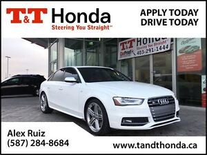 2013 Audi S4 3.0T Premium *No Accidents, Lowest Price in Albert