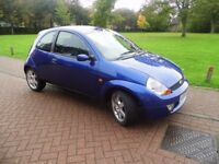2004 Ford Ka Sport S.E. (m.o.t. until 25/10/2018)