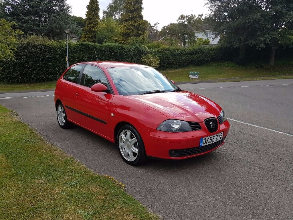 2005 seat ibiza 1 4 16v sport with full service history and very clean in kings langley. Black Bedroom Furniture Sets. Home Design Ideas