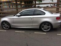 BMW 125i 44k low mileage 7500 ono