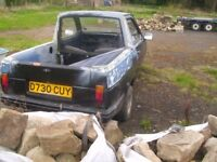 reliant spares or repair as hasnt ran approx 2 years