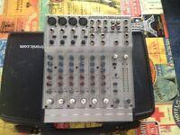 Mixer behringer euroback MX 802A