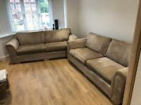X2 sofas £50 for the pair