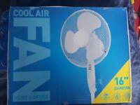 16 inch cool air fans