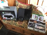 Xbox One 1TB Console + 2 Games