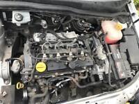 Vauxhall M32 6 speed gearbox A17 Z17 81k