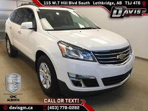 Used 2014 Chevrolet Traverse FWD 1LT-8 Passenger, Remote Start,