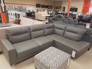 Sectional Sofa Sale with matching Ottomon- New Arrivals Designs at Lowest Price from Kitchen and Couch