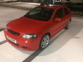 Mk4 Astra GSI **1 owner - low miles - Red**