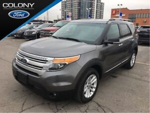 2014 Ford Explorer FINANCE FROM 1.9% & 1 YR/20K OF WARRANTY!