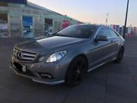 ***cheapest 11 plate merc e350 amg sport coupe around hpi clear***