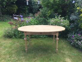 ** Old Wooden Table for Sale **