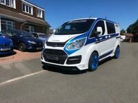 Ford transit custom genuine m sport /mrst