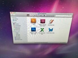 Apple MAC OS X computer