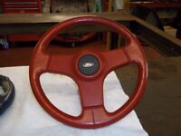 Ford Capri steering wheels