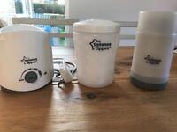 Baby Bottle warmer, travel steriliser & hot water flask Tommee Tippee