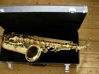 Selmer Super Action SA Series II alto saxophone - superb playing sax in excellent condition