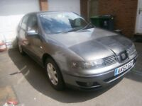 Seat Toledo 1.9TDI MOTED PLEASE READ AD COMPLETELY