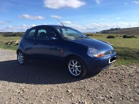 Ford KA - MY 2007 - Low miles & excellent condition throughout