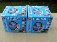 Spot lights & Marker lights