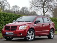 Dodge Caliber 2008 2.0 TD SXT Sport 5dr***GENUINE LOW MILES 63K + BARGAIN!!***