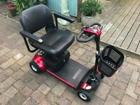 GoGo Elite Traveller Plus Mobility Scooter PRICE REDUCED FOR QUICK SALE !