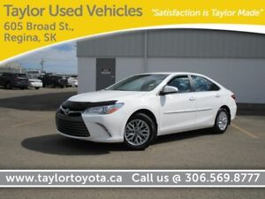 2017 Toyota Camry LE Upgrade