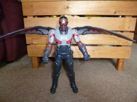 Marvel's Falcon 12 Inch Action Figure with 12 different phrases