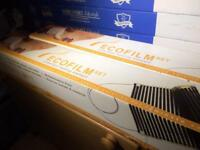 Ecofilm Set 1000 underfloor heating roll