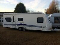 Hobby Caravan 650 Prestige (2010) Like Tabbert And Fendt