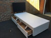 Single bed+ Mattress Almost brand new