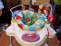Fisher Price Jumperoo Baby Jumper - Very Good Condition