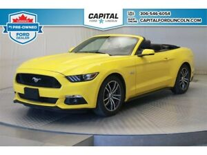 2017 Ford Mustang GT Premium Convertible **New Arrival**