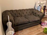 John Lewis chesterfield sofa