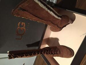 Uggs ladies suede boots size US 9 UK 7.5