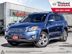 2010 Toyota RAV4 Sport ACCIDENT FREE!
