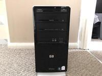 HP Desktop Family Computer