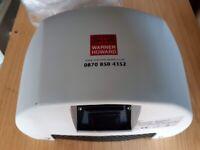 HAND DRYER WARNER HOWARD £40 ONO