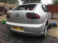 seat leon mk1 breaking lots of parts available