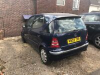 For Sale Mercedes Benz A Class Hatchback Five Doors , In Good Condition First To See First To Buy