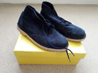Suede Desert Boots (2 pairs)